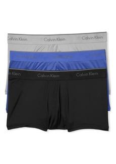 Calvin Klein 3-Pack Stretch Trunks