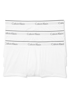 Calvin Klein 3-Pack Stretch Trunks