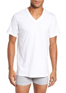 Calvin Klein 4-Pack V-Neck T-Shirt