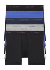 Calvin Klein 5-Pack Micro Stretch Boxer Briefs