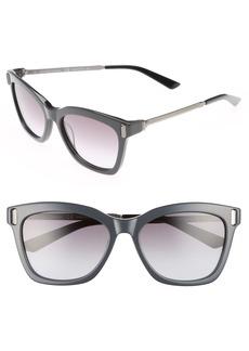 Calvin Klein 55mm Square Sunglasses