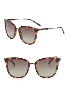 Calvin Klein 56MM Square Sunglasses
