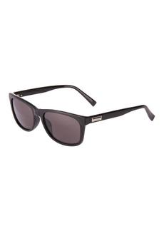 Calvin Klein 57MM Tortoiseshell Square Sunglasses