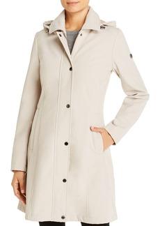 Calvin Klein A-Line Rain Jacket