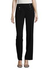 Calvin Klein Accented Side Zip Pants
