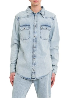 Calvin Klein Acid Western Shirt