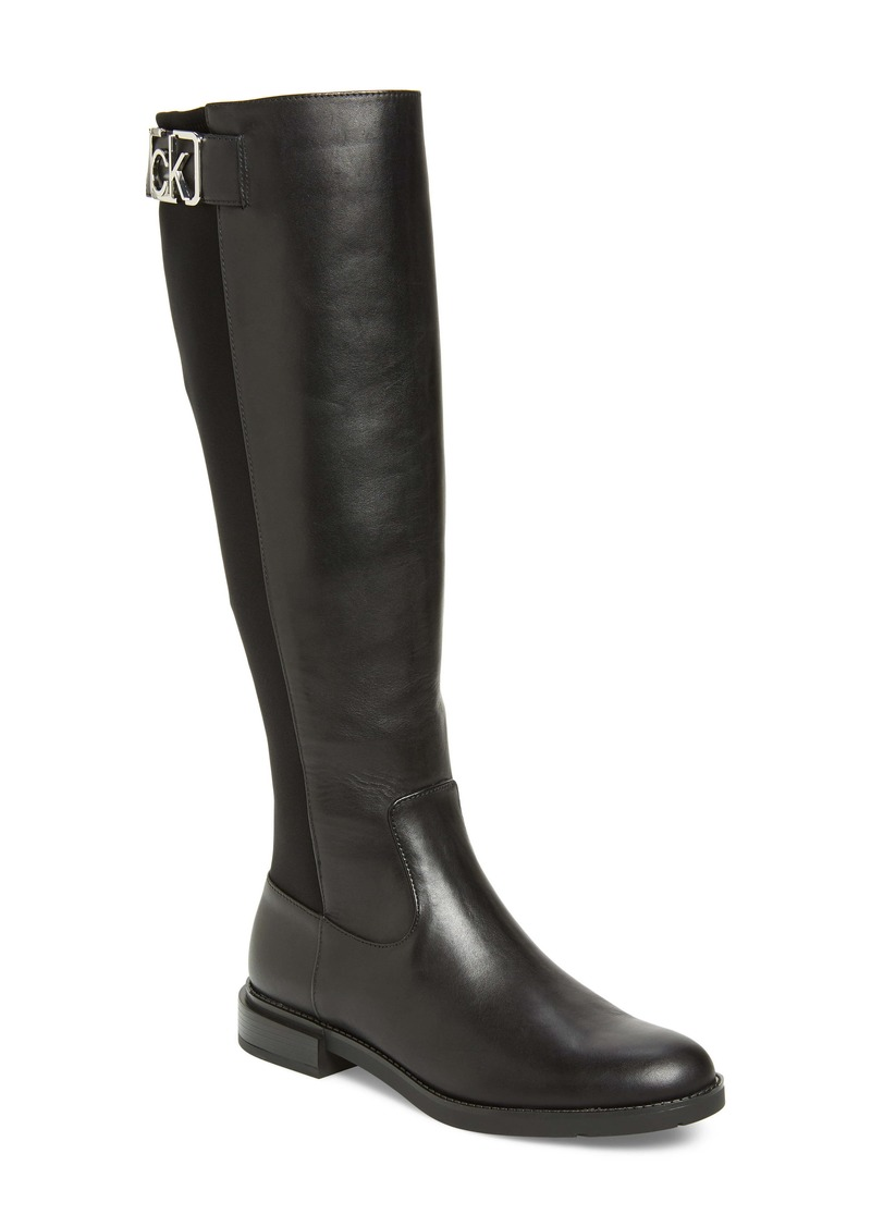 Calvin Klein Ada Knee High Boot (Women)