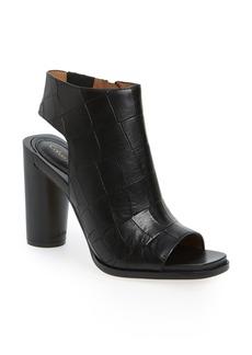 Calvin Klein Amari Embossed Slingback Sandal (Women)