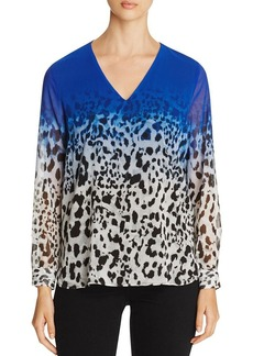 Calvin Klein Animal Print Top