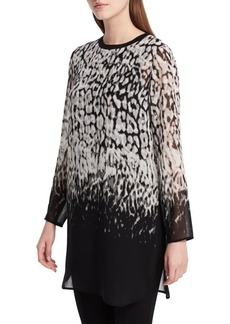 Calvin Klein Animal-Print Tunic