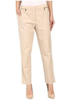 Calvin Klein Ankle Pants w/ Zips
