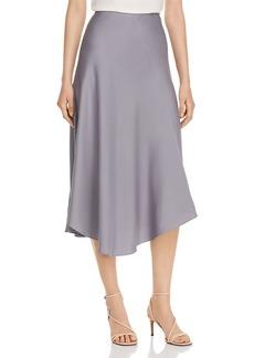 Calvin Klein Asymmetric Slip Skirt