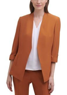 Calvin Klein Asymmetrical Jacket