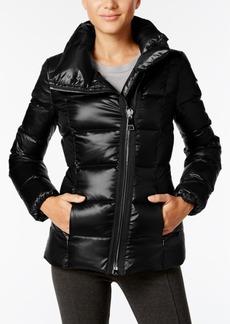 Calvin Klein Asymmetrical Puffer Coat