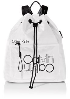 Calvin Klein Athliesure Micro Ballistic Nylon Backpack