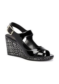 """Calvin Klein """"Bahia"""" Wedge Sandals"""