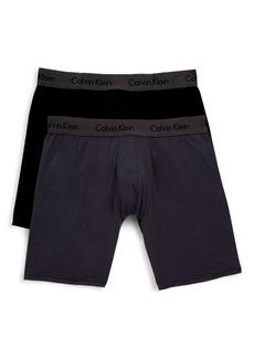 Calvin Klein 2-Pack Basic Boxers