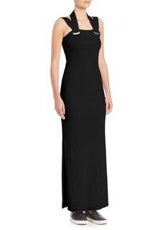 Calvin Klein Becca Halter Gown