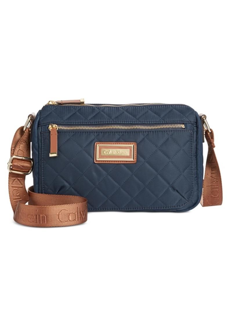7512418e7d2 Calvin Klein Calvin Klein Belfast Nylon Small Crossbody | Handbags