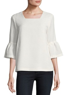Calvin Klein Bell SleeveTop