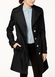 Calvin Klein Belted Waterproof Trench Coat