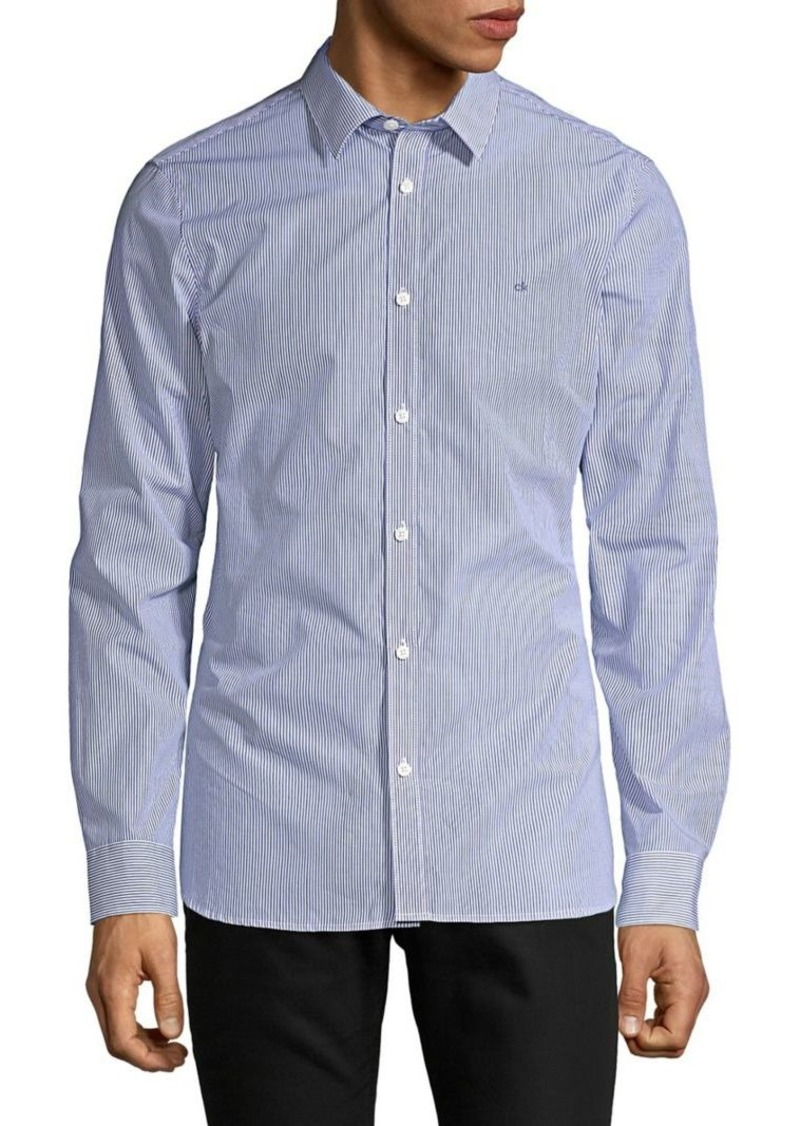 Calvin Klein Bengal Striped Shirt