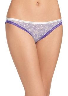 Calvin Klein 'Bottoms Up' Bikini (3 for $33)