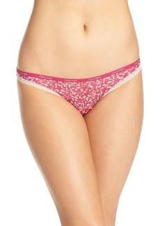 Calvin Klein 'Bottoms Up' Bikini