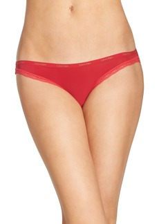 Calvin Klein 'Bottoms Up' Bikini Briefs