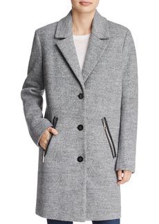 Calvin Klein Boucl� Coat