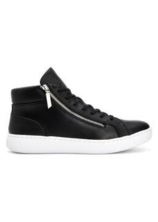 Calvin Klein Bozeman Leather High-Top Sneakers