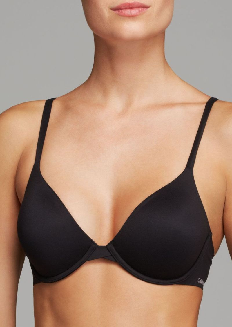 Calvin Klein Bra - Perfectly Fit Bare Underwire #F3840