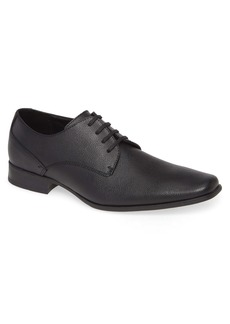 Calvin Klein Brodie Plain Toe Derby (Men)