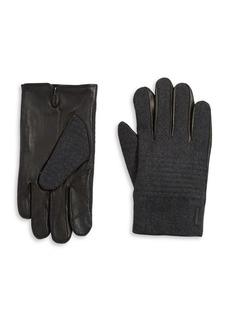 Calvin Klein Brushed Gloves