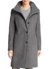 Calvin Klein Button-Front Coat
