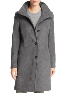 Calvin Klein Button-Front Coat