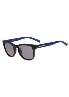 Calvin Klein Calvin Klein Plastic Square Sunglasses