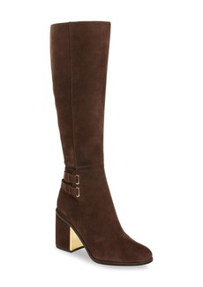 Calvin Klein Camie Water Resistant Knee High Boot (Women)