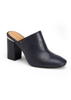 "Calvin Klein ""Cantha"" Dress Mules"