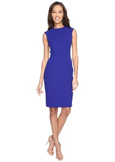 Calvin Klein Cap Sleeve Sheath Dress CD7C103A