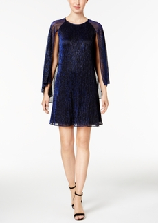 Calvin Klein Petite Cape Shift Dress