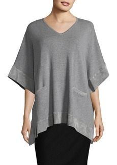 Calvin Klein Cape Sleeve Sweater