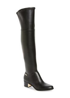 Calvin Klein Carli Water Resistant Over the Knee Boot (Women)