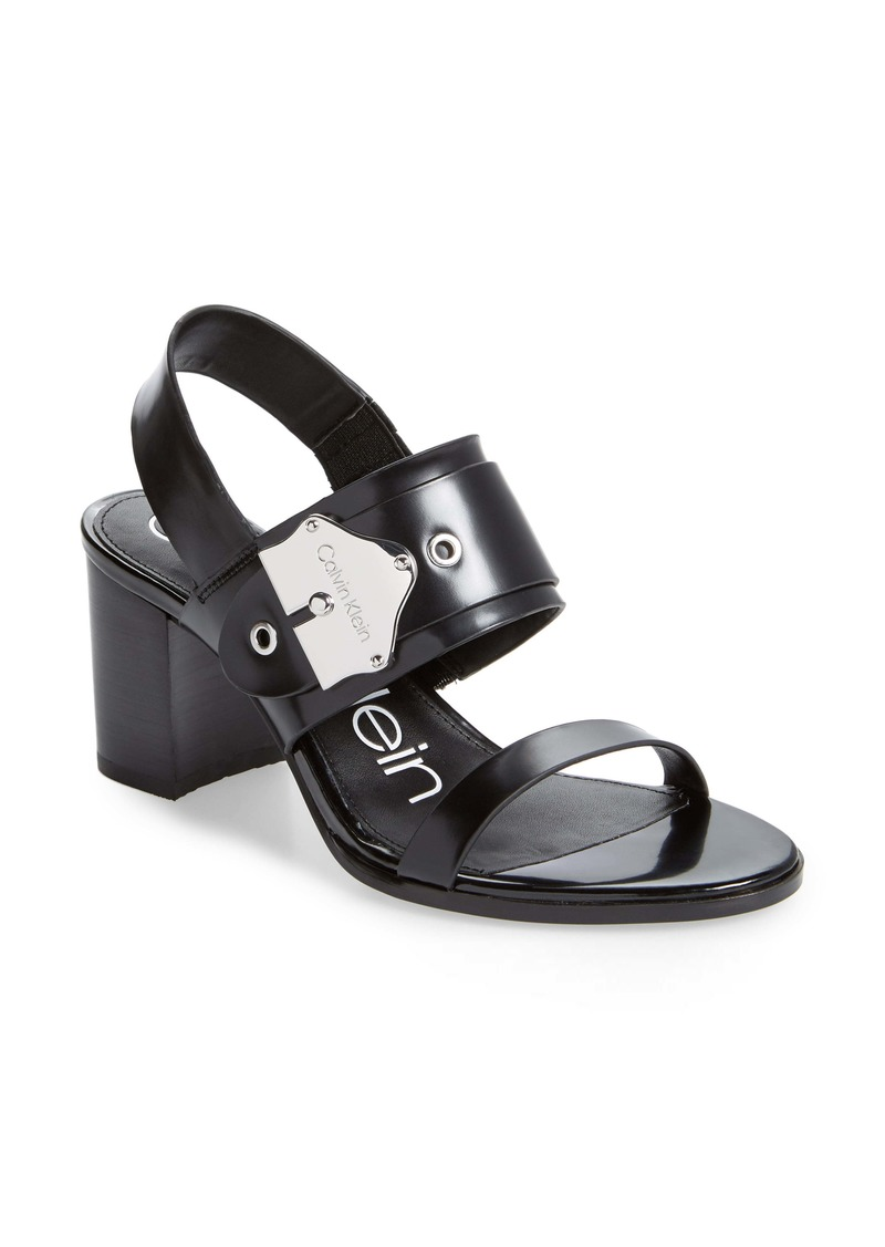 Calvin Klein Carlita Strap Sandal (Women)