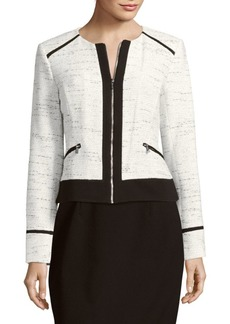 Calvin Klein Center Zip Jacket