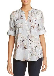 Calvin Klein Cherry Blossom Utility Shirt