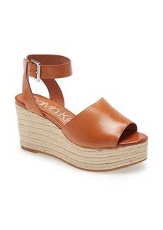 Calvin Klein Chyna Espadrille Wedge Sandal (Women)
