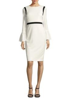 Calvin Klein Classic Bell Dress