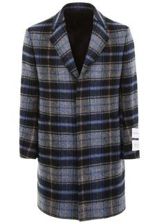 Calvin Klein Classic Check Coat