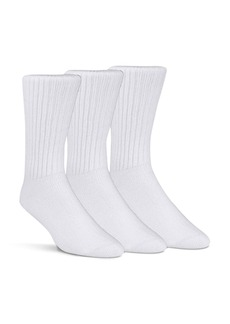 Calvin Klein Classic Crew Socks, Pack of 3